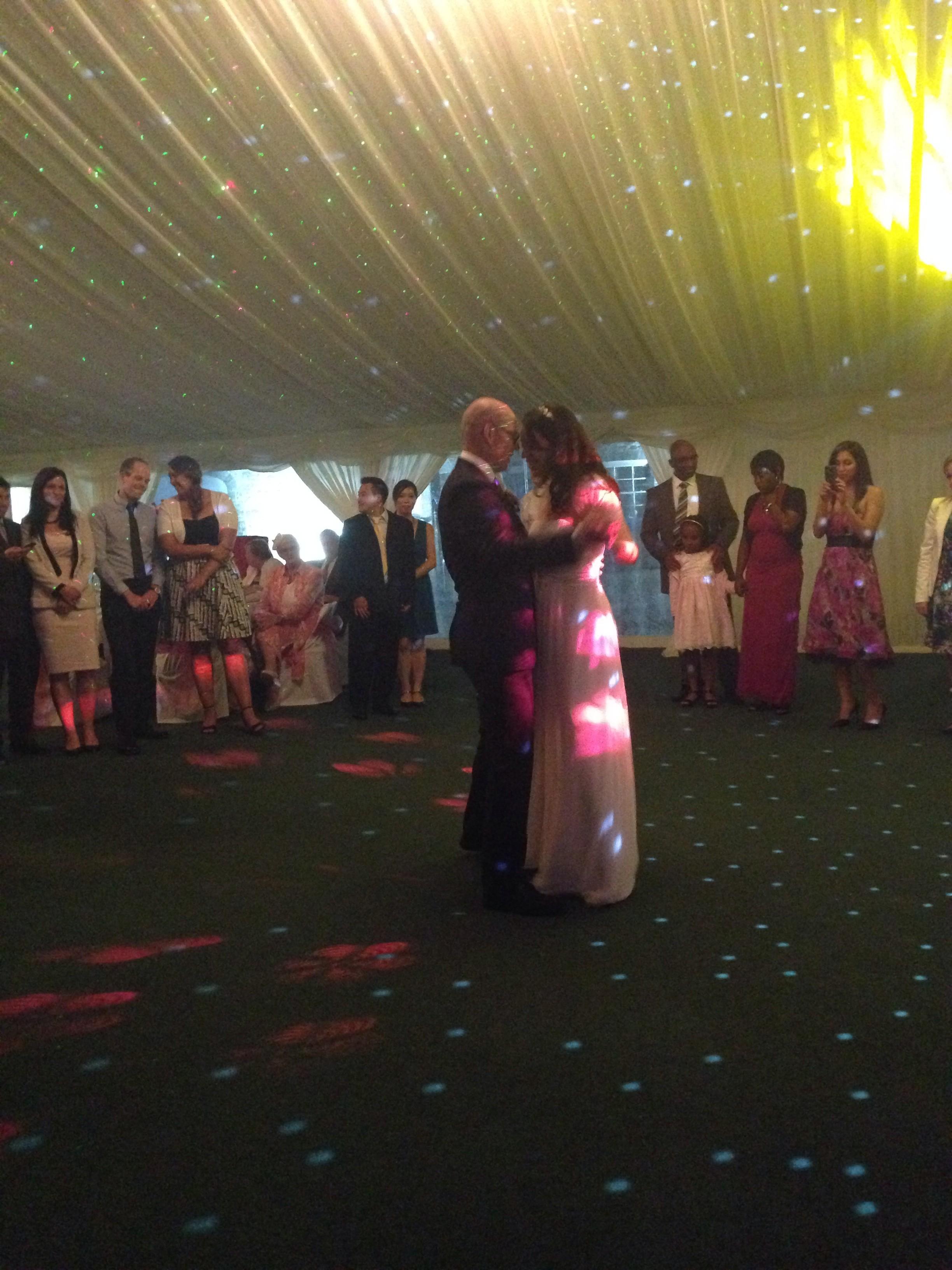 Wedding at The Botannical Gardens of Wales | SG Discos | DJ