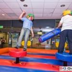 Gladiator Battle IKEA Cardiff