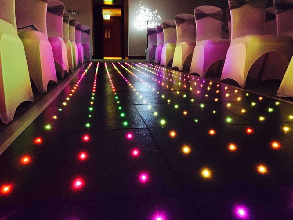 intelliLED Dance Floor